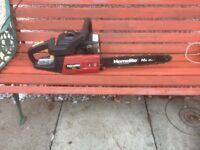 Petrol chainsaws No offers will take old saws as part exchange