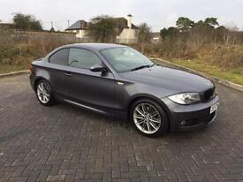 BMW 1 series M SPORT COUPE 2008 2.0 175 BHP 120d
