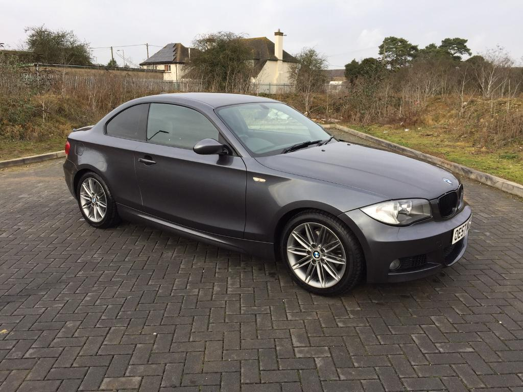 bmw 1 series m sport coupe 2008 2 0 175 bhp 120d in witney oxfordshire gumtree. Black Bedroom Furniture Sets. Home Design Ideas