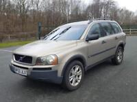2003 53 Volvo XC90 T6 AWD SE AUTOMATIC 270bhp ✅ 7 seater ✅ black leather . Bargain