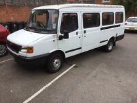 1998 ldv convoy 17 seater minibus 84000 miles