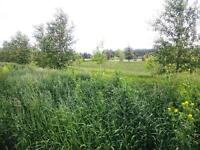 Rosthern golf course lot