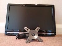 Digihome 19inch LCD TV/DVD Combi complete with wall mount