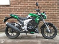 Lexmoto Venom 125cc 2016 With MOT Nice Bike