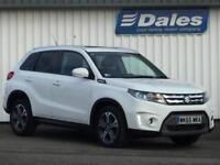 Suzuki Vitara 1.6 DDiS SZ5 5dr (superior white) 2015