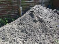FREE garden soil (2 tonnes approx)