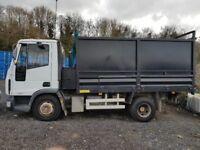 Iveco Tipper Trucks 7.5 tone