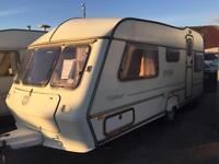 ABI award nigh star 5 berth end bedroom swift elddis caravan CAN DELIVER