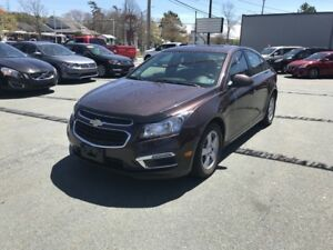 2015 Chevrolet Cruze 2LT - Leather (Only $109 bi-weekly oac)