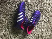 Girls football boots