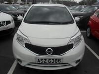 Nissan Note ACENTA PREMIUM DIG-S (white) 2017-03-30