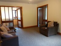 Desirable and modern, recently refurbished ground floor maisonette/flat.