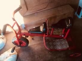 Strong 2 seater Bikes £65 each