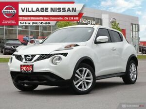 2015 Nissan Juke SV NO ACCIDENTS! ONE OWNER!