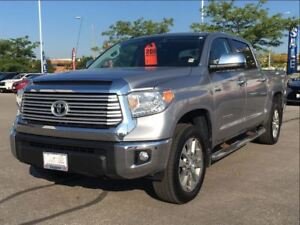 2015 Toyota Tundra Limited TECH NEW TIRES! TCUV