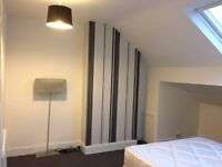 Excellent Double Attic Room in Shared House £75 per week inc all bills