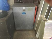 GALVANISED FEED BIN...rodent and rust proof ,