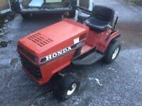 Vintage Honda HT3813 mini tractor