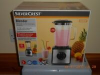 Silvercrest food blender
