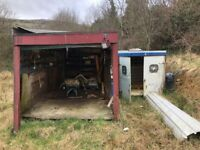FREE Old Horse box/boxes