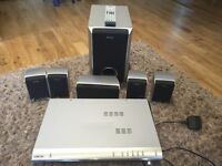 Sony dvd home theatre surround system 5.1
