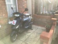 Pulse scout moped 2014