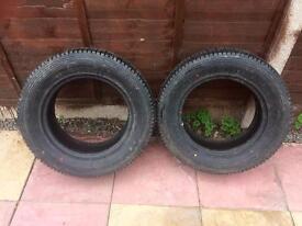 Falken Azenis competition tyres