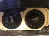 GeForce GTX 970 4GB Jetstream faulty working graphics card