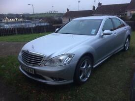 For sale Mercedes Benz s class