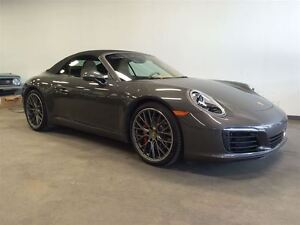 2017 Porsche 911 S * 7-speed manual* Sports Chrono* RS Wheels*