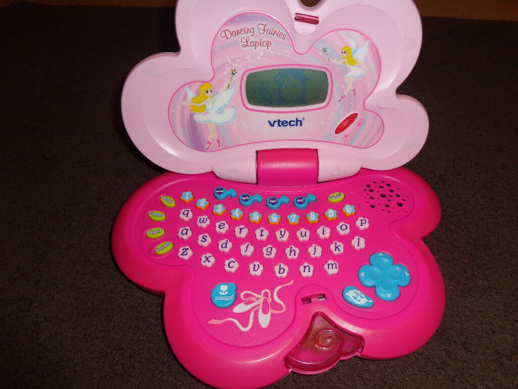 Vtech Childrens Laptop with games