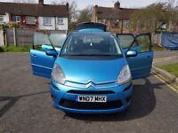2007 Citroen C4 Picasso 1.6 HDi VTR+ EGS 5dr Auto @07445775115 Automatic+Diesel+HPI+Clean