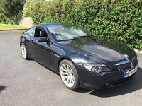 BMW 650i may px/swap