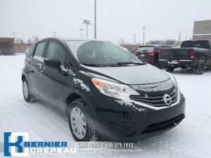2015 Nissan Versa Note SV **CAMERA, BANCS CHAUFFANT, BLUETOOTH +