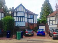 Large four double bedroom detached house located on Beaufort Close moments from Ealing Broadway.