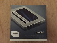 1TB SSD Crucial Solid State Hardrive