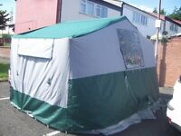 conway trailer tent camping