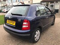 AUTOMATIC Skoda Fabia 5 Door Electric windows 100,000 Miles