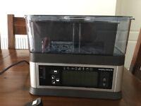 Morphs Richards Intellis Food Steamer. 8.2L
