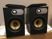 Bowers and Wilkins 686 speakers