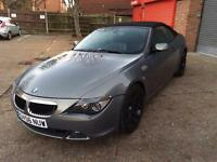 2006 bmw 630 Petrol Convertible Automatic