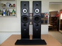 Pair of Acoustic Energy Aegis Three Floor Standing Speakers - Fantastic Sound