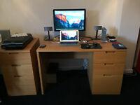 John Lewis office desk