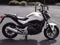 2013 Honda NC 700 SA low miles PX any bike and delivery possible