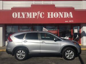2014 Honda CR-V EX-L | Leather | Moonroof | AWD | Alloy