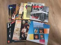 Collection of LPs