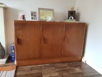 Gordon Russell solid wood sideboard