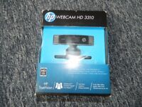 HP Webcam HD 3310 *New*