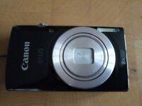 CANON IXUS 185 20MP COMPACT CAMERA EXCELLENT