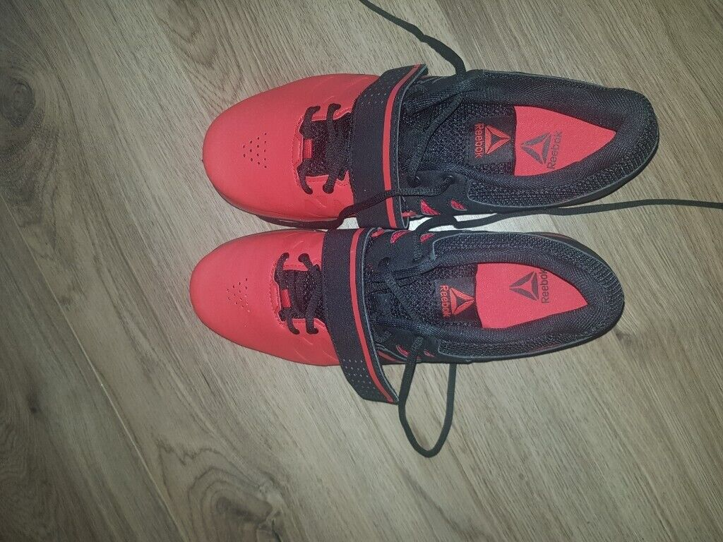 newest 809e2 7d5c0 Weightlifting Squat Shoes Trainers Reebok PR Size 9   in East End, Glasgow    Gumtree